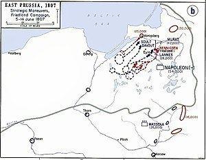 Battle of Friedland Battle of Friedland Wikipedia