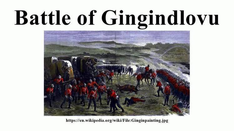 Battle of Gingindlovu Battle of Gingindlovu YouTube