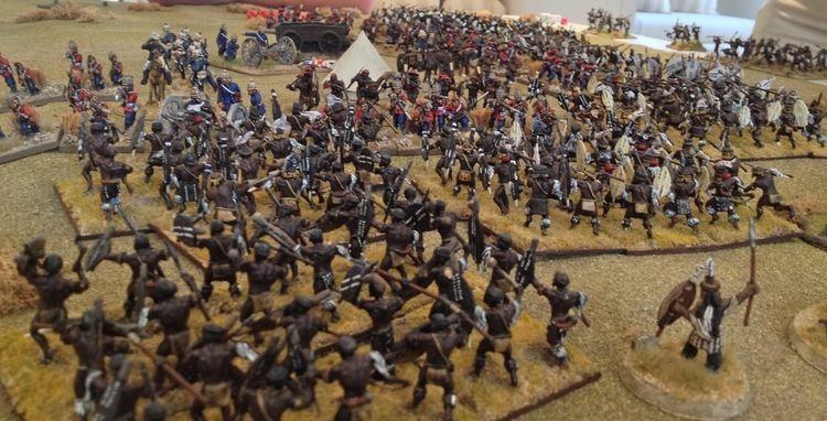 Battle of Gingindlovu TMP quotThe Battle of Gingindlovu 1879 AngloZulu Warquot Topic