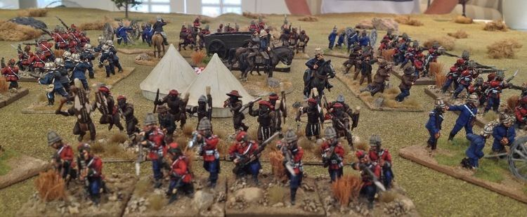 Battle of Gingindlovu Lonely Gamers The Battle of Gingindlovu 1879 AngloZulu War