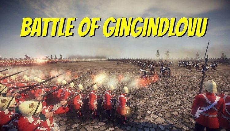 Battle of Gingindlovu AngluZulu war Battle of Gingindlovu YouTube