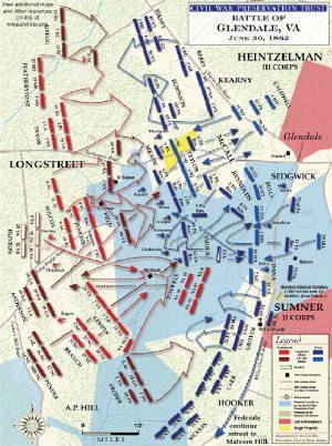 Battle of Glendale thomaslegionnetsitebuildercontentsitebuilderpic