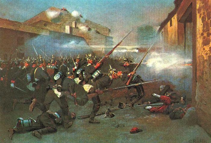 Battle of Gravelotte - Alchetron, The Free Social Encyclopedia