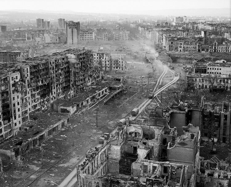 Battle of Grozny (1999–2000) Remembering the Chechen war Album on Imgur