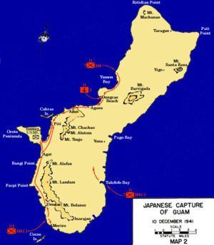 Battle of Guam (1941) httpsuploadwikimediaorgwikipediacommonsthu