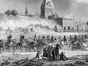 Battle of Heilsberg httpsuploadwikimediaorgwikipediacommonsthu