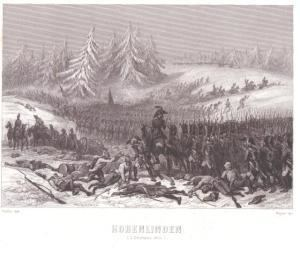 Battle of Hohenlinden Hohenlinden Order of Battle Wikipedia
