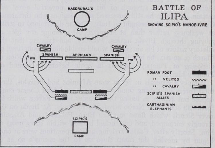 Battle of Ilipa gluedideascomEncyclopediaBritannicaVolume12P