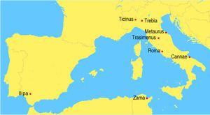 Battle of Ilipa Battle of Ilipa Wikipedia