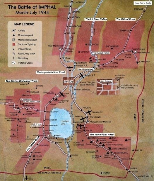 Battle of Imphal wwwindianlinkcomauwpcontentuploads201407m