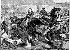 Battle of Isandlwana Battle of Isandlwana Wikipedia