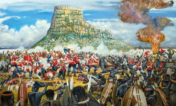 Battle of Isandlwana 10 Fascinating Facts about the Zulu39s Victory Over the British at