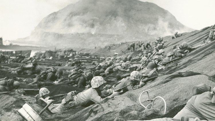 Battle of Iwo Jima The Battle of Iwo Jima YouTube