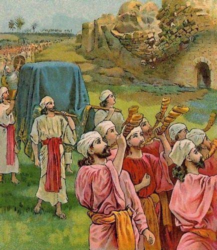 Battle of Jericho Battle of Jericho