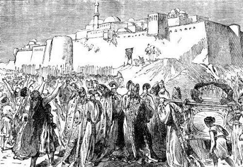 Battle of Jericho Battle of Jericho Image 1