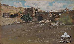 Battle of Jisr Benat Yakub httpsuploadwikimediaorgwikipediacommonsthu