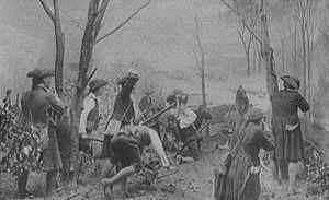 Battle of Kettle Creek Battle of Kettle Creek