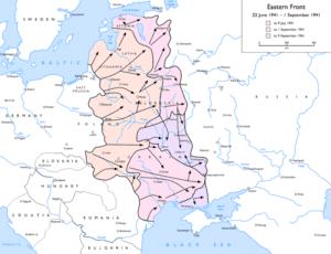 Battle of Kiev (1941) Battle of Kiev 1941 Wikipedia