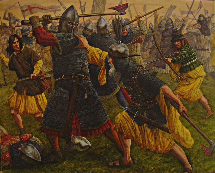 Battle of Knockdoe This Day in History August 19th Knockdoe