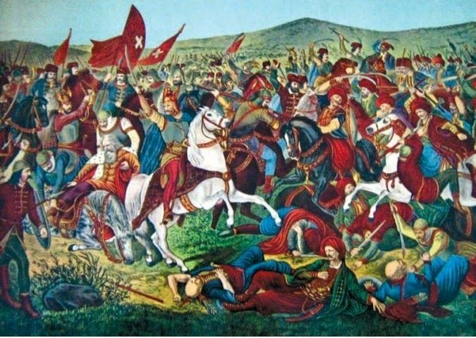 Battle of Kosovo Heroes of Serbia Memory Eternal Why do Serbs celebrate defeat