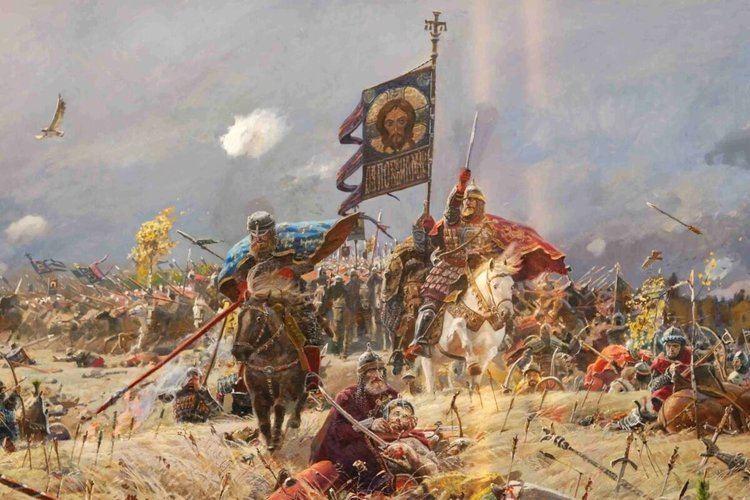 Battle of Kosovo The Battle of Kosovo 1389 Serbia Incoming DMC