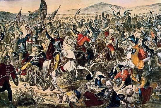 Battle of Kosovo Battle of Kosovo 1389 Balkans Britannicacom