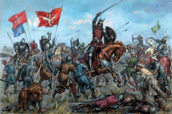 Battle of Kosovo The Battle of Kosovo