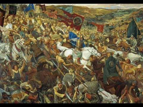 Battle of Kulikovo Battle of Kulikovo Russians vs TataroMongols YouTube