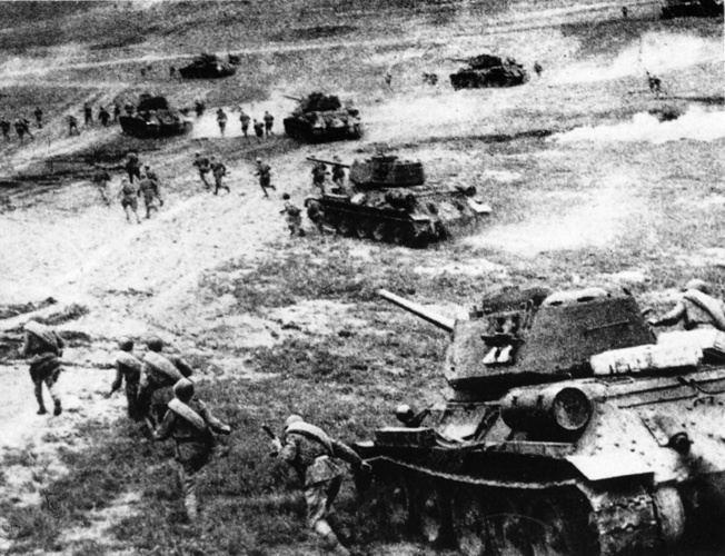 Image result for Battle of Kursk