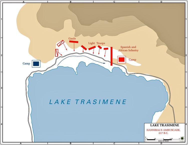 Trasimenské jezero