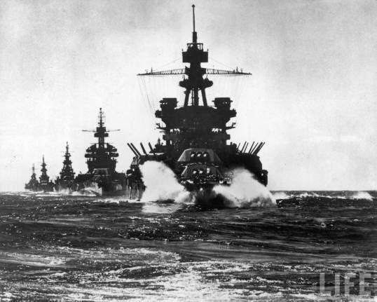 Battle of Leyte Gulf The Battle of Leyte Gulf SVM Shipping Blog