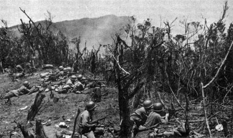 Battle of Luzon Luzon The 32D 39Red Arrow39 Infantry Division in WWII