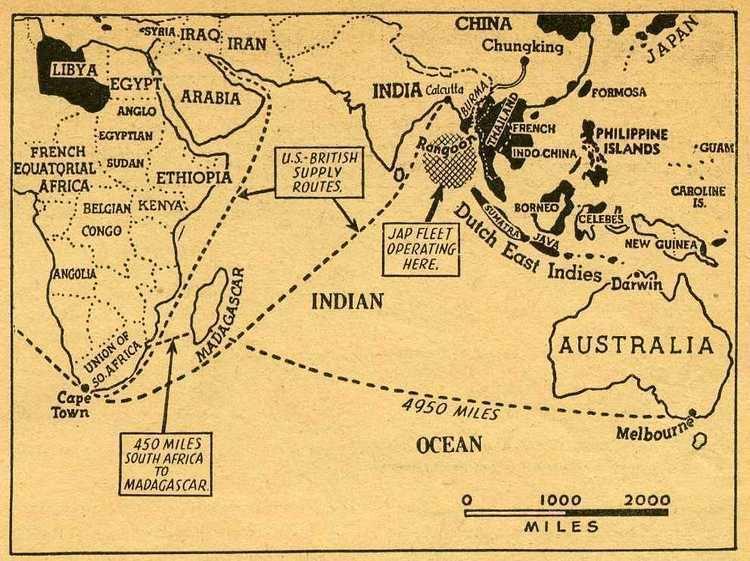 Battle of Madagascar Operation Ironclad The Battle of Madagascar The National WWII