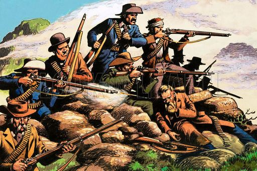 Battle of Majuba Hill Historical articles and illustrations Blog Archive Battle of