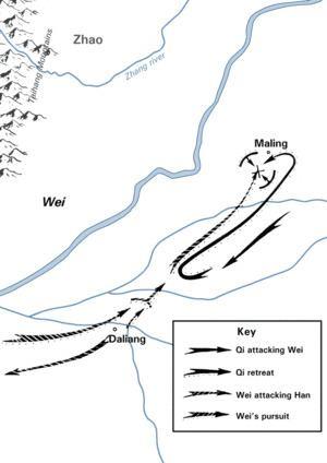 Battle of Maling httpsuploadwikimediaorgwikipediacommonsthu