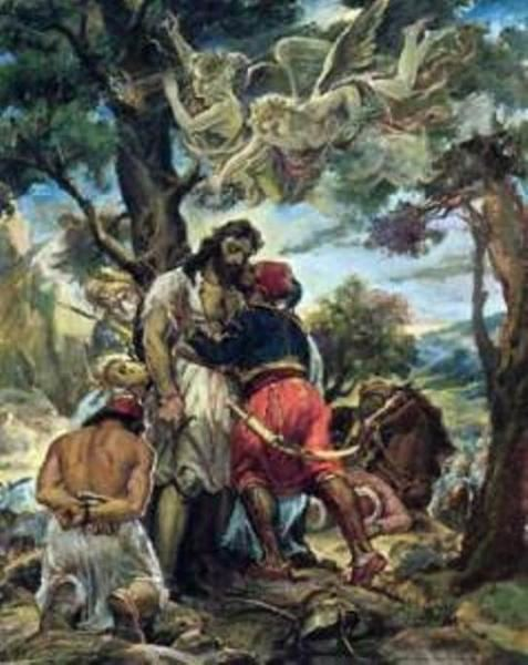 Battle of Maniaki - Alchetron,...