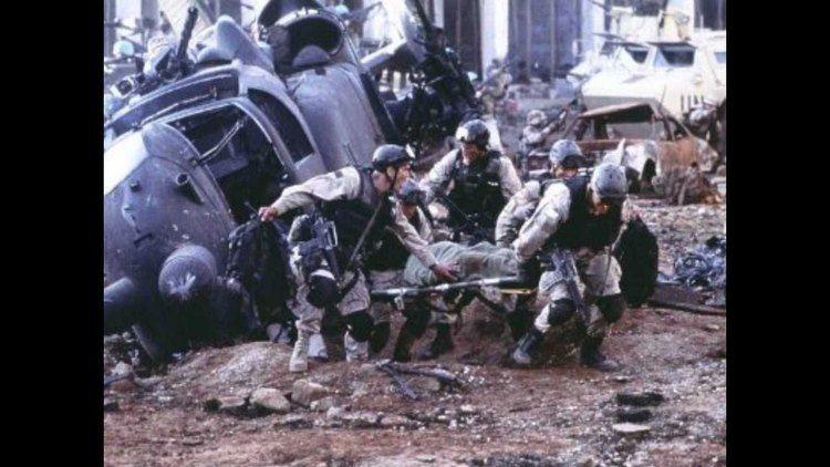 Battle of Mogadishu (1993) US Radiochatter Mogadishu 1993 YouTube