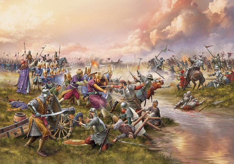 Battle of Mohács Battle of Mohacs by SzenSzen on DeviantArt
