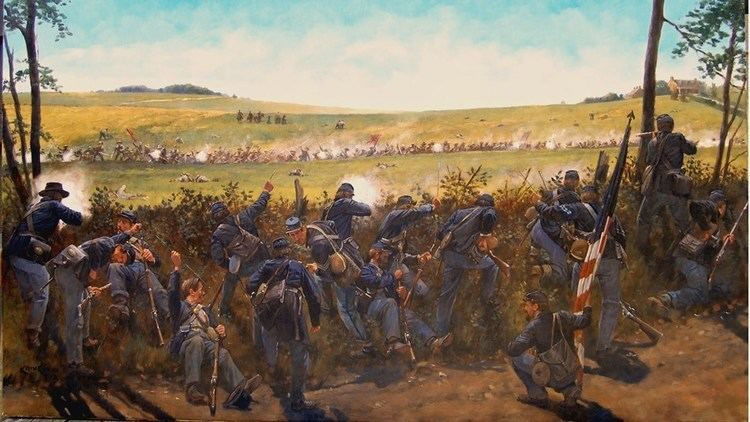 Battle of Monocacy Monocacy National Battlefield US National Park Service