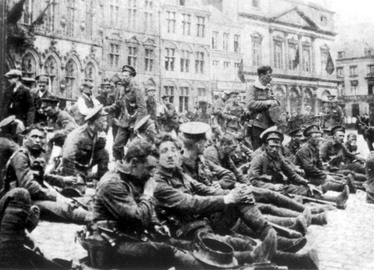Battle of Mons Battle of Mons Wikipedia