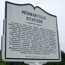 Battle of Morrisville wwwcivilwaralbumcommisc72007morrisville1jpg