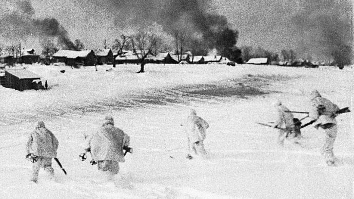 Battle of Moscow Moscow39s last stand How Soviet troops defeated Nazis for first time