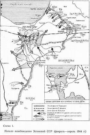 Battle of Narva (1944) Battle of Narva 1944 Wikipedia