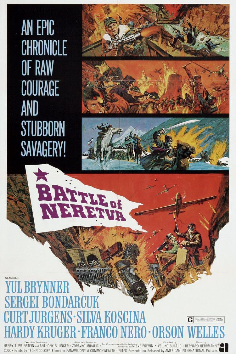 Battle of Neretva (film) wwwgstaticcomtvthumbmovieposters36791p36791