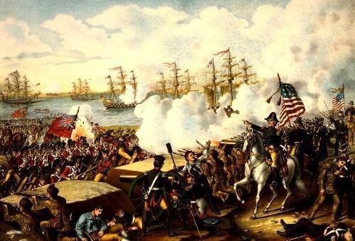 Battle of New Orleans The Battle of New Orleans