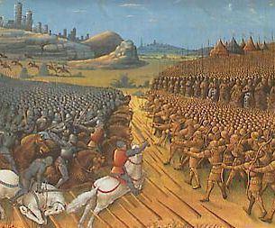 Battle of Nicopolis Battle of Nicopolis Mannaismaya Adventure39s Blog