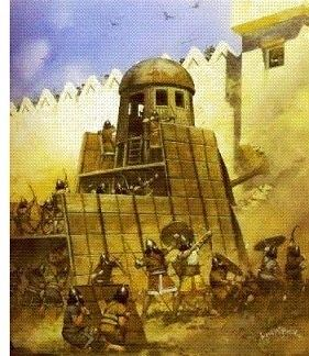 Battle of Nineveh (612 BC) Fall of Nineveh 612 BC HistoriaRexcom