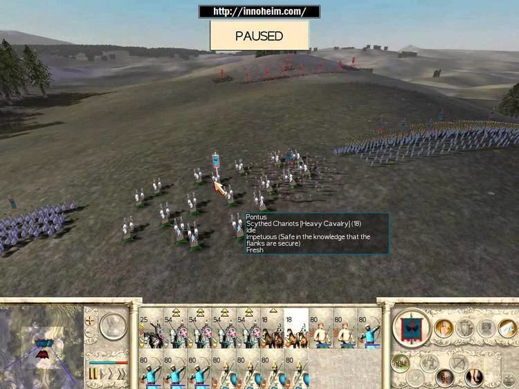Battle of Orchomenus Rome Total War the battle of Orchomenus YouTube