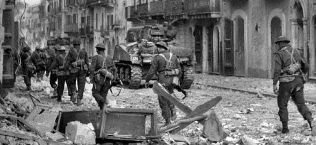 Battle of Ortona Warfare History Network The Battle of Ortona Italy39s Stalingrad