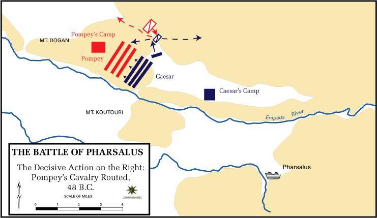 Battle of Pharsalus httpsuploadwikimediaorgwikipediacommonsaa